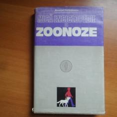 Mica enciclopedie de zoonoze – Anatol Grintescu
