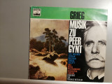 Grieg – Music for Peer Gynt (1967/Electrola/RFG) - VINIL/Impecabil/Rar
