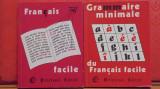 CARTI DE INVATARE A LIMBII FRANCEZE SI A GRAMATICII EI -191+ 126 PAG.-