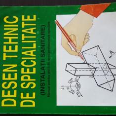 Desen Tehnic de Specialitate Constantin Radulescu
