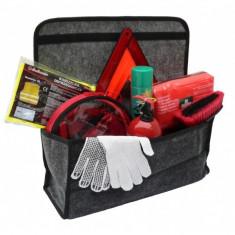 Geanta depozitare si organizare accesorii auto portbagaj