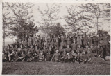 FOTO 9 OFITERI LA CURSUL PRACTIC DE LA SF.GHEORGHE iunie 1933