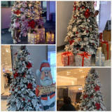 Brad Imperial Royal Christmas 3m, 2800 ramuri, decorat