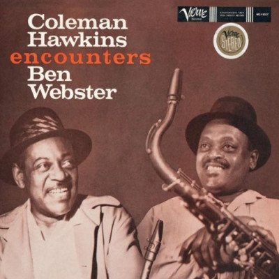Coleman Hawkins Encounters Ben Webster (cd) foto