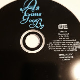 AS TIME GOES BY - 18 TIMELESS CLASSICS  -   CD
