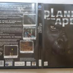 [PC] Planet of the Apes - joc original PC de colectie