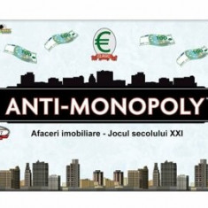 Joc de societate - Anti Monopoly
