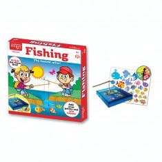 Joc de indemanare La pescuit Learning kitds, 4 ani+