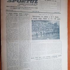 sportul popular 21 iunie 1954-iolanda balas marea speranta a atletismului