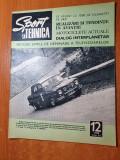 sport si tehnica decembrie 1970-lauri pt aviatia romaneasca,motocicletele