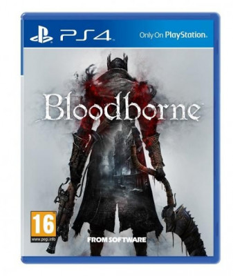 Bloodborne PS4 foto