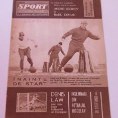 Revista SPORT-nr.3/02.1965