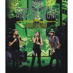 Lady Antebellum - Whells Up Tour Dvd + Cd