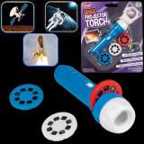 Proiector tip lanterna - Spatiul cosmic PlayLearn Toys