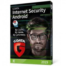 G Data Mobile Internet Security, 1 an, licenta electronica