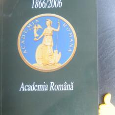 ACADEMIA ROMANA 1866/2006