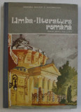 LIMBA SI LITERATURA ROMANA , MANUAL PENTRU CLASA A XI - a de GH. OLTEANU si MARIA PAVNOTESCU , 1982