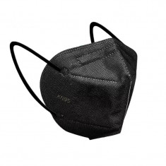 Masca protectie fata, neagra, model MF05, paintball, ski, motociclism, airsoft