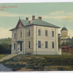 472 - OCNELE MARI, Valcea, Romania - old postcard - unused