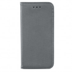Husa HUAWEI P10 Lite - Smart Magnet (Gri)