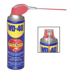 Spray degripant WD40 , Lubrifiant Multifunctional WD-40 , 450ML Smart Straw Kft Auto foto