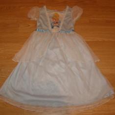 costum carnaval serbare cenusareasa pentru copii de 2-3 ani