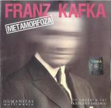 2 CD Franz Kafka În Lectura Lui Răzvan Vasilescu–Metamorfoza (Ediție Integrală)