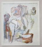 VASILE KAZAR , DESEN , SALA DALLES , CATLOG DE EXPOZITIE , 1984 , DEDICATIE *