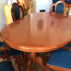 Mobilier lemn natural