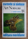 S. Tschudi Madsen - Art Nouveau