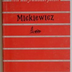 Poezii – Adam Mickiewicz