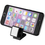 Suport telefon multifunctional, Everestus, STT136, plastic, negru, laveta inclusa