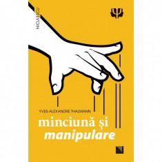 Minciuna si manipulare, Yves-Alexandre Thalmann
