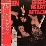 """Vinil   """"Japan Press""""    Queen – Sheer Heart Attack  (VG+)"""