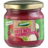 Pate Bio Vegetal cu Sfecla Rosie si Hrean Dennree 180gr Cod: 412817