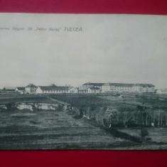 Tulcea Cazarma Regimentului 39 Petru Rares, Necirculata, Printata