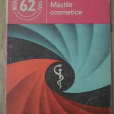 MASTILE COSMETICE - ECATERINA NICOLAU
