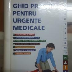 Ghid practic pentru urgențe medicale, 2008