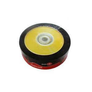 DVD-R Maxell, 4.7 GB, 16x, 25 bucati/bulk in folie
