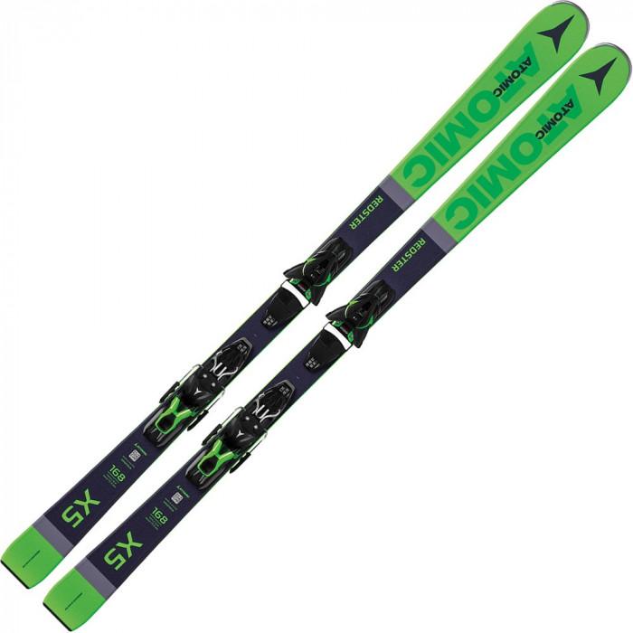 Schiuri Atomic Redster X5 Green + FT10 GW