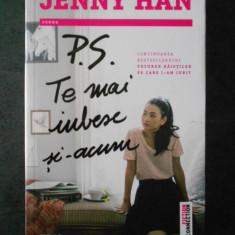 JENNY HAN - P.S. TE MAI IUBESC SI ACUM