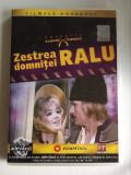 *DD - ZESTREA DOMNITEI RALU . COLECTIA FLORIN PIERSIC  DVD filmele Adevarul