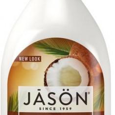 Gel de dus cu ulei de cocos Jason, 887 ml