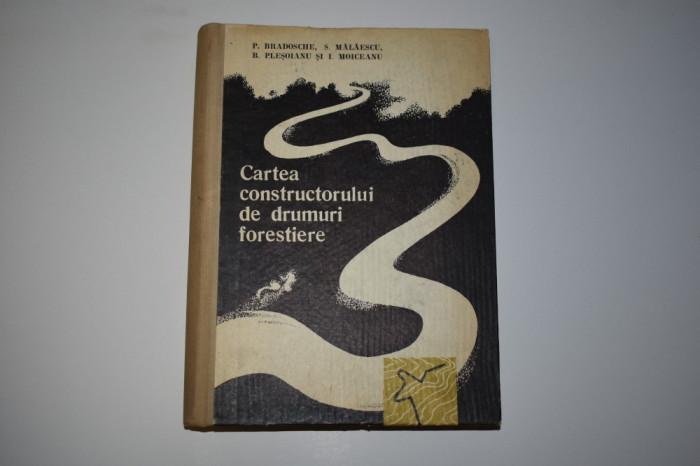 Cartea constructorului de drumuri forestiere (1965)