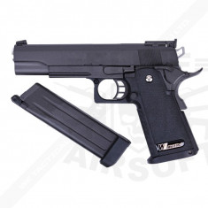 Pistol airsoft 1911 Hi-Capa 5.1 CO2 [WE]