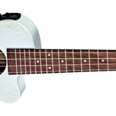 Ortega RUSILVER-CE ukulele electro-acustic