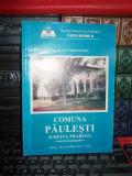 ILIE CONSTANTIN - COMUNA PAULESTI ( PRAHOVA ) * SCURTA MONOGRAFIE , 2005