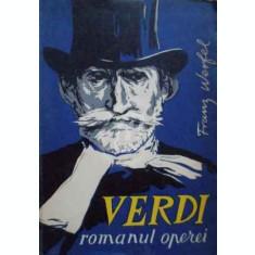 Verdi - romanul operei (Princeps)