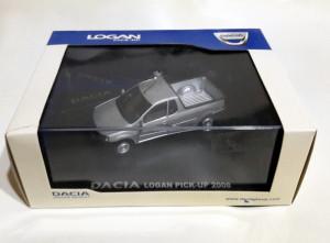 Dacia Logan Pick-up 2008 - 1/43