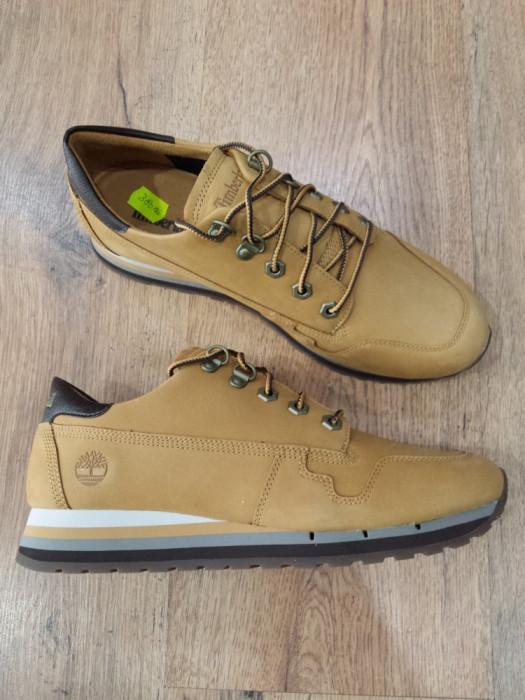 LICHIDARE STOC! Pantofi dama TIMBERLAND originali noi piele nubuck comozi 38,5